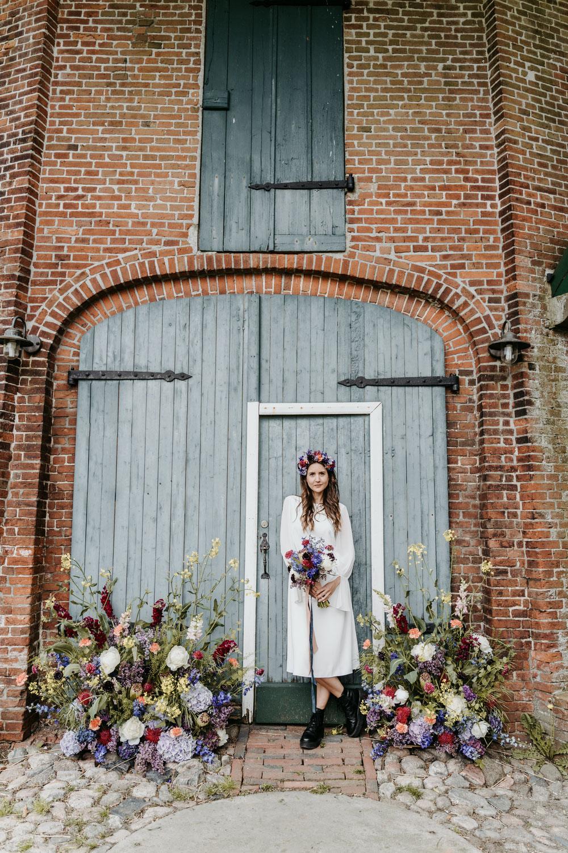 Flower Power // Styled Shooting in der alten Windmühle von @vanofacreative