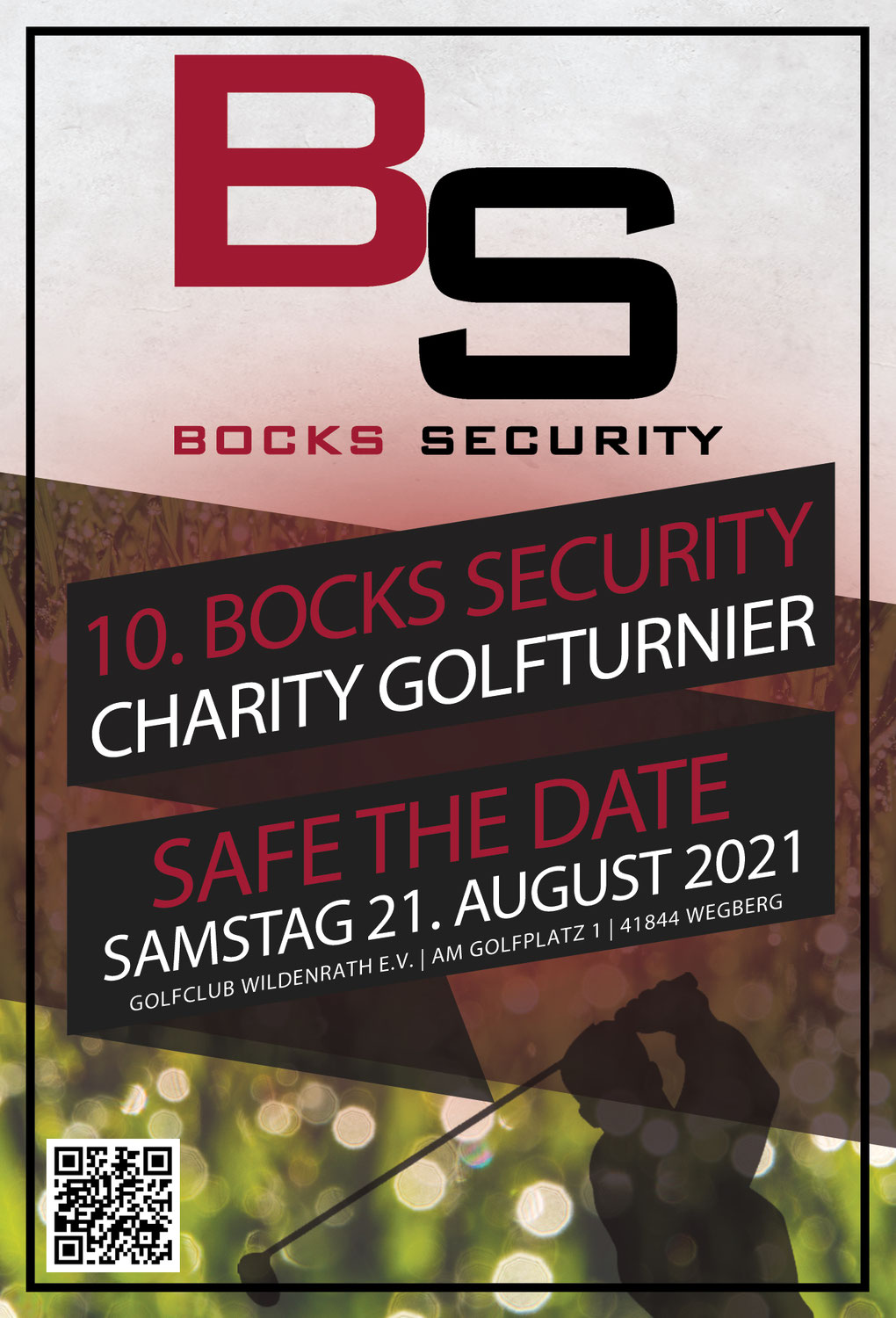 SAFE THE DATE 21.08.2021
