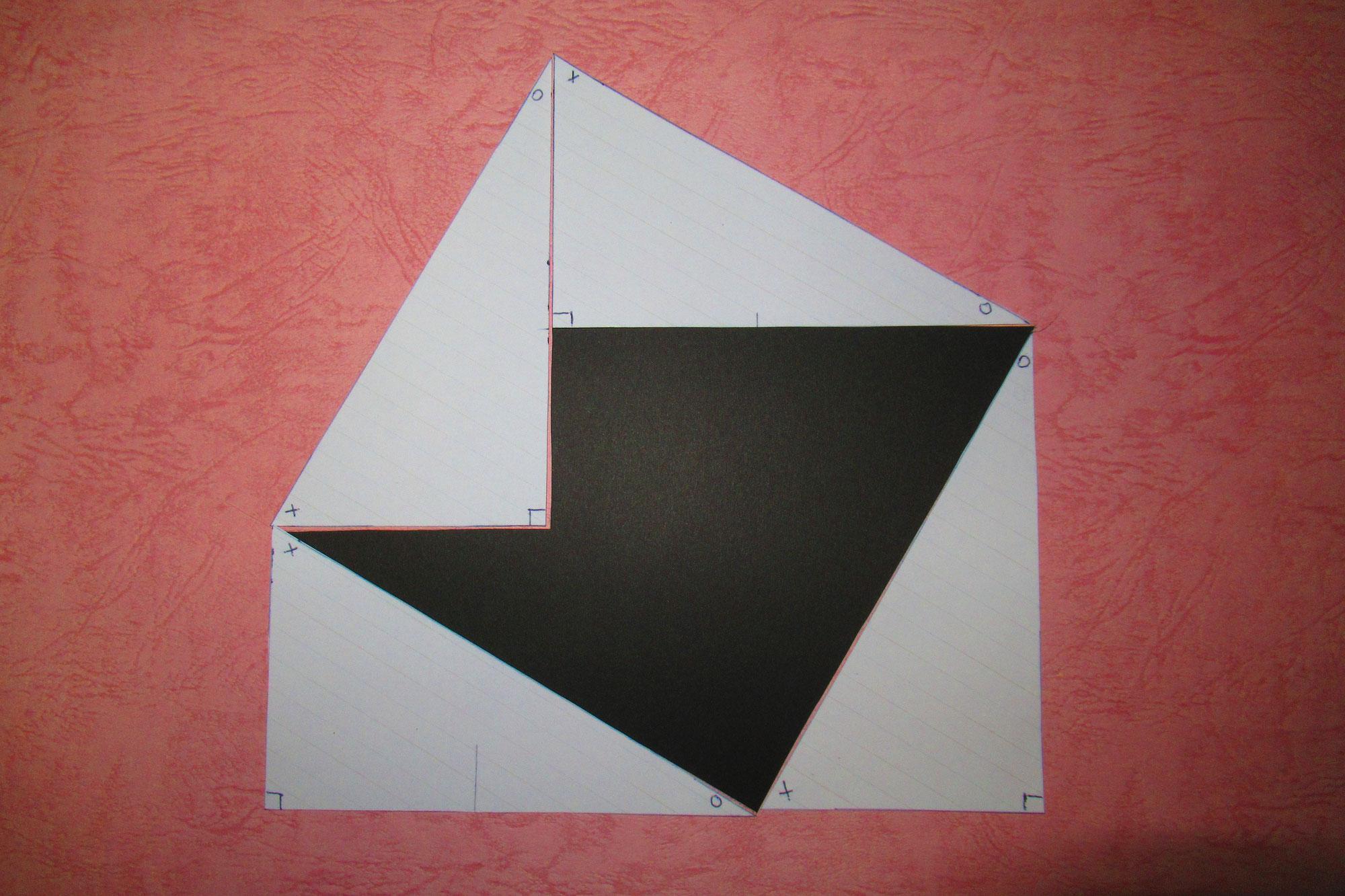 三平方の定理の証明…!?(その2)(第5話)