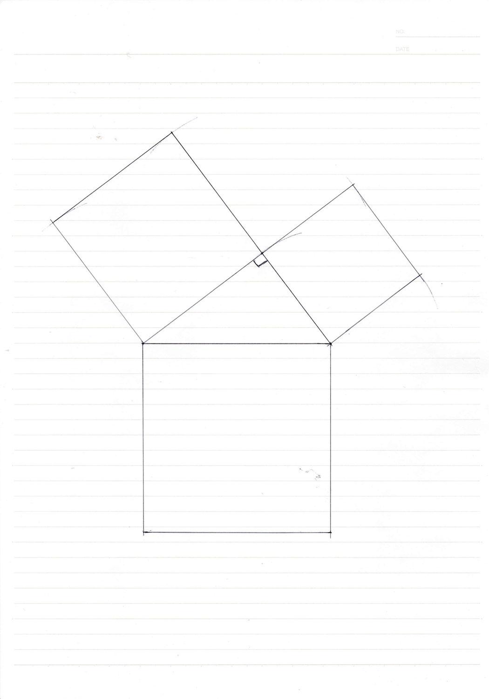 三平方の定理…の証明!?(その1)(第4話)