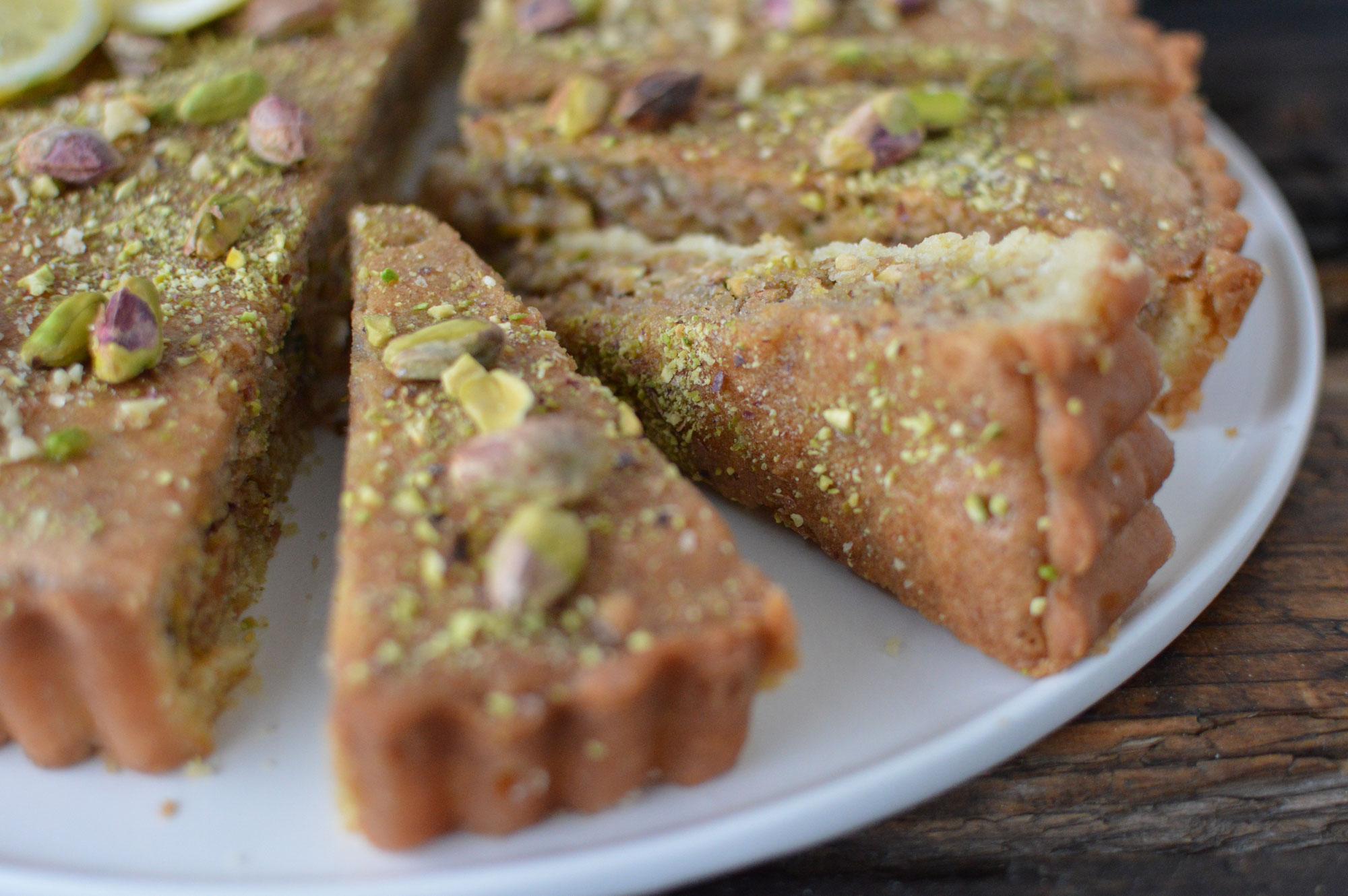 Baklava Tarte