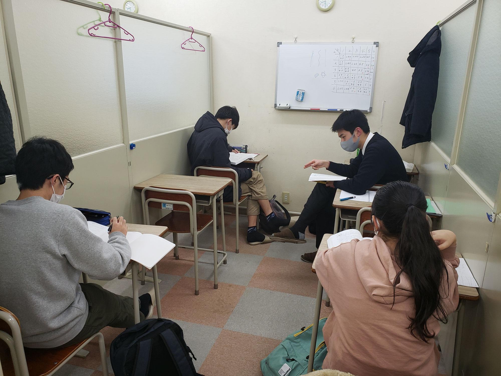 神奈川県立高校入試、筆記面接試験終了、お疲れ様でした。よく頑張りました(^_^)