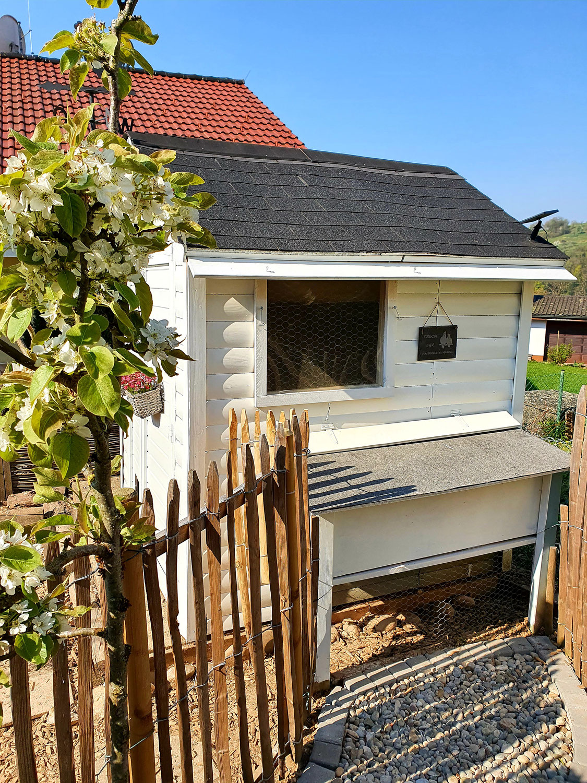 Das Zuhause deiner Hühner...