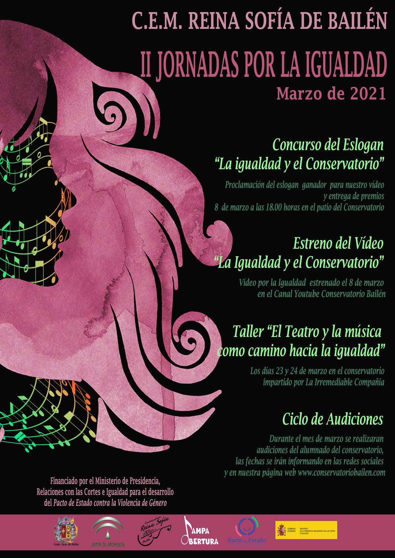 II Jornadas de la Igualdad Marzo 2021