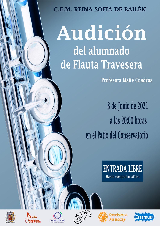 Audición Alumnado de Flauta Travesera