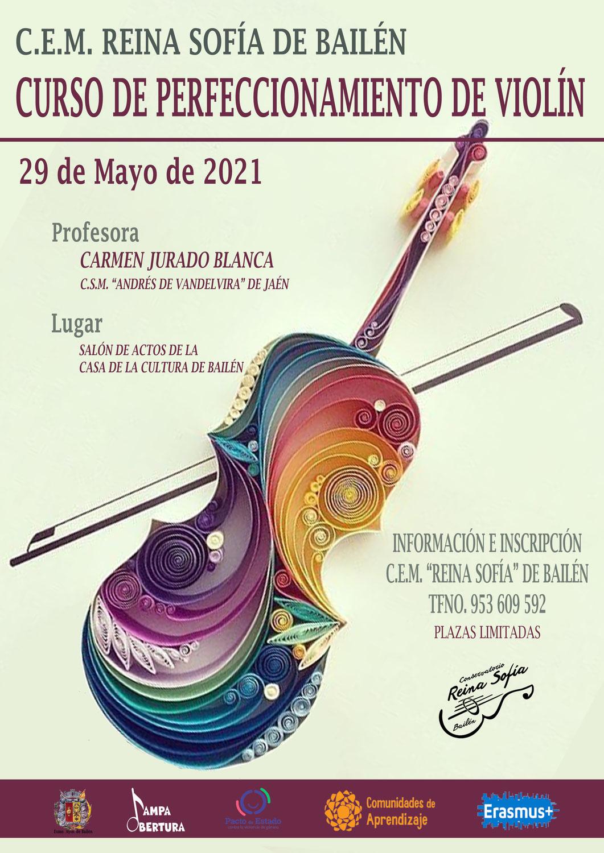 Curso de Perfeccionamiento Musical de Violín