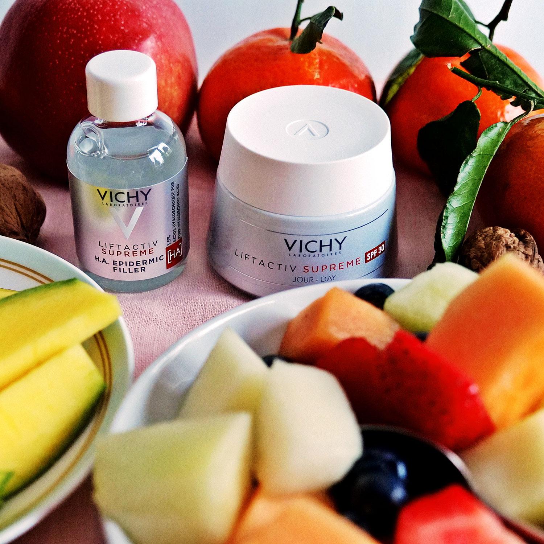 Gesunde Ernährung - Gesunde Haut