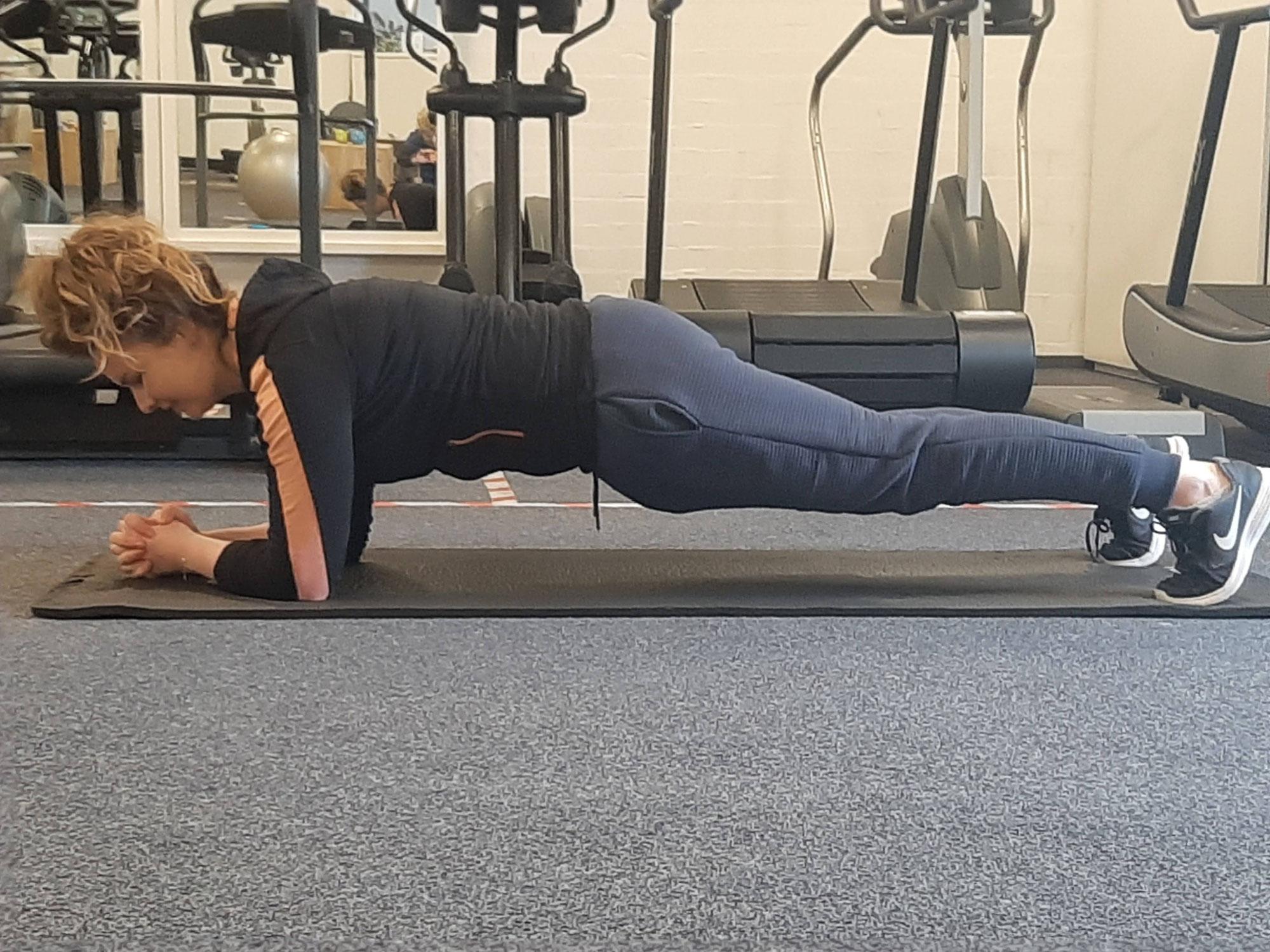 Planken: makkelijk en heel zinvol