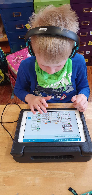 Zusätzliche iPads