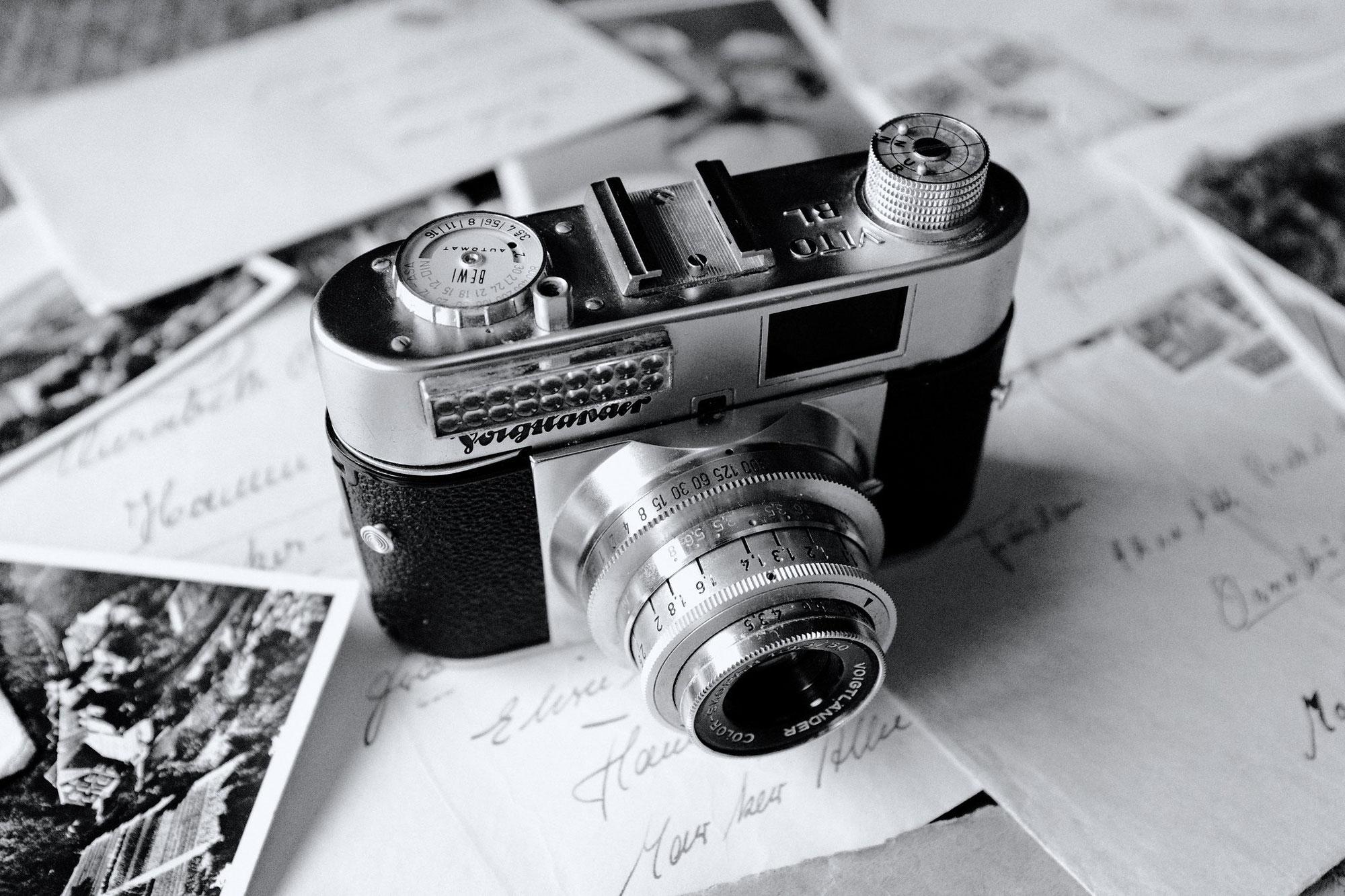 Old School | Voigtländer Kameras aus den 50ern und 60ern