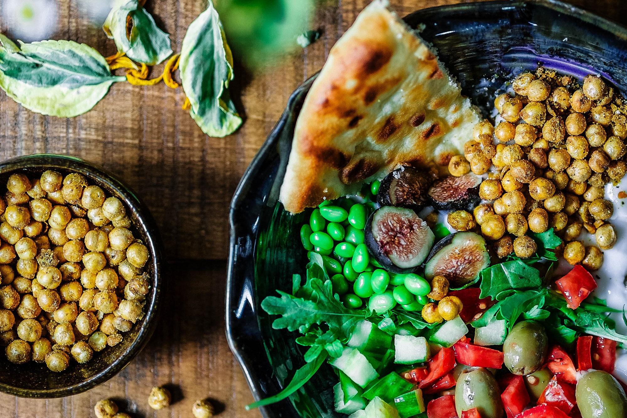 Lekker en gezond eten met minder vlees