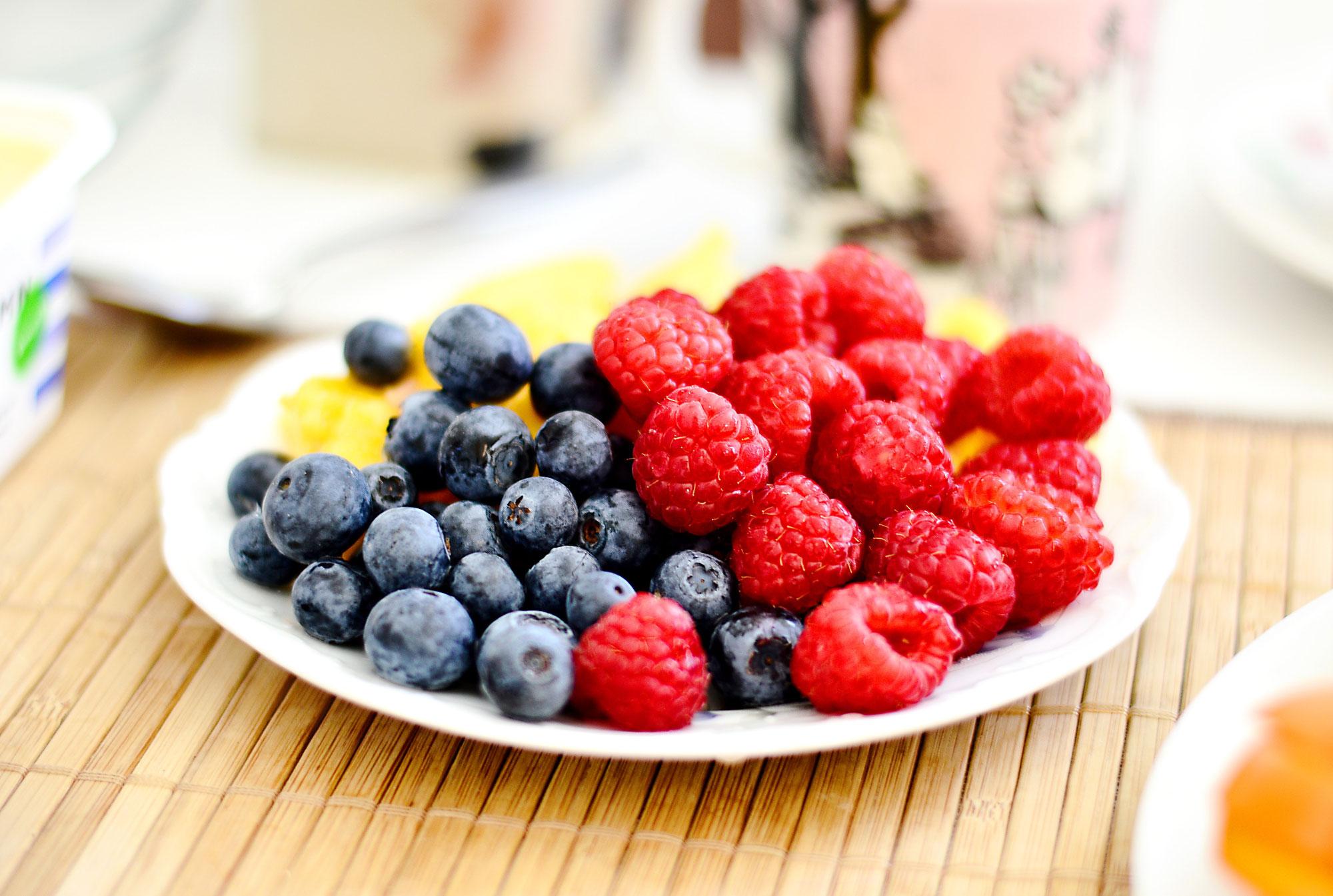 Afvallen? Eet voldoende vezels!