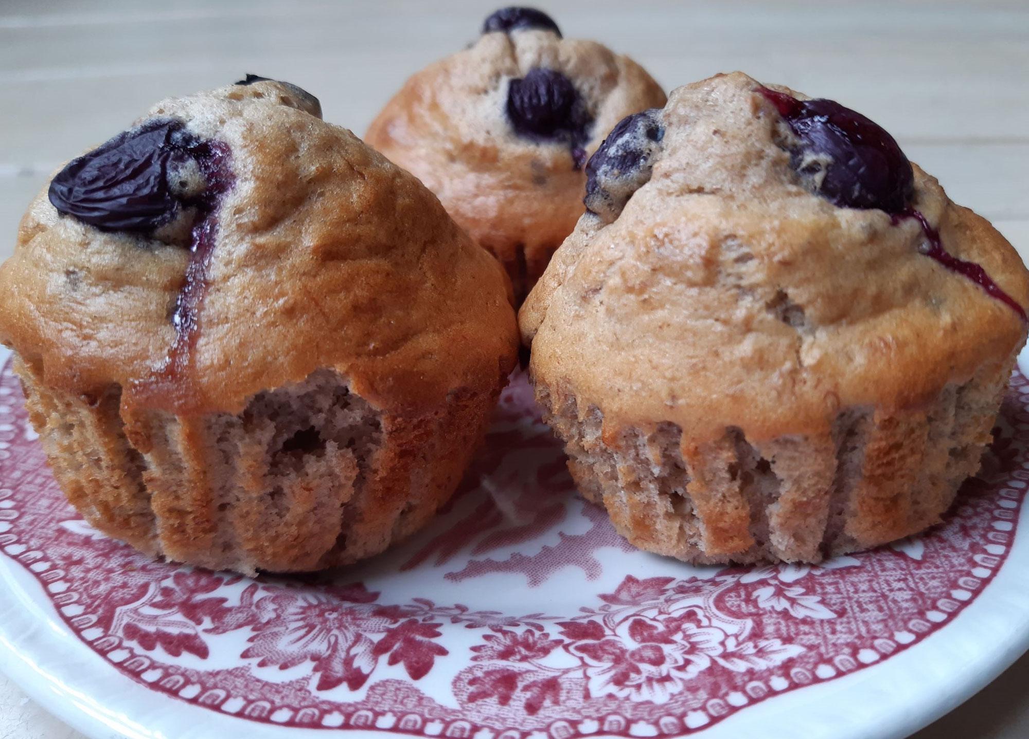 Gezonde én lekkere muffins, snel klaar!