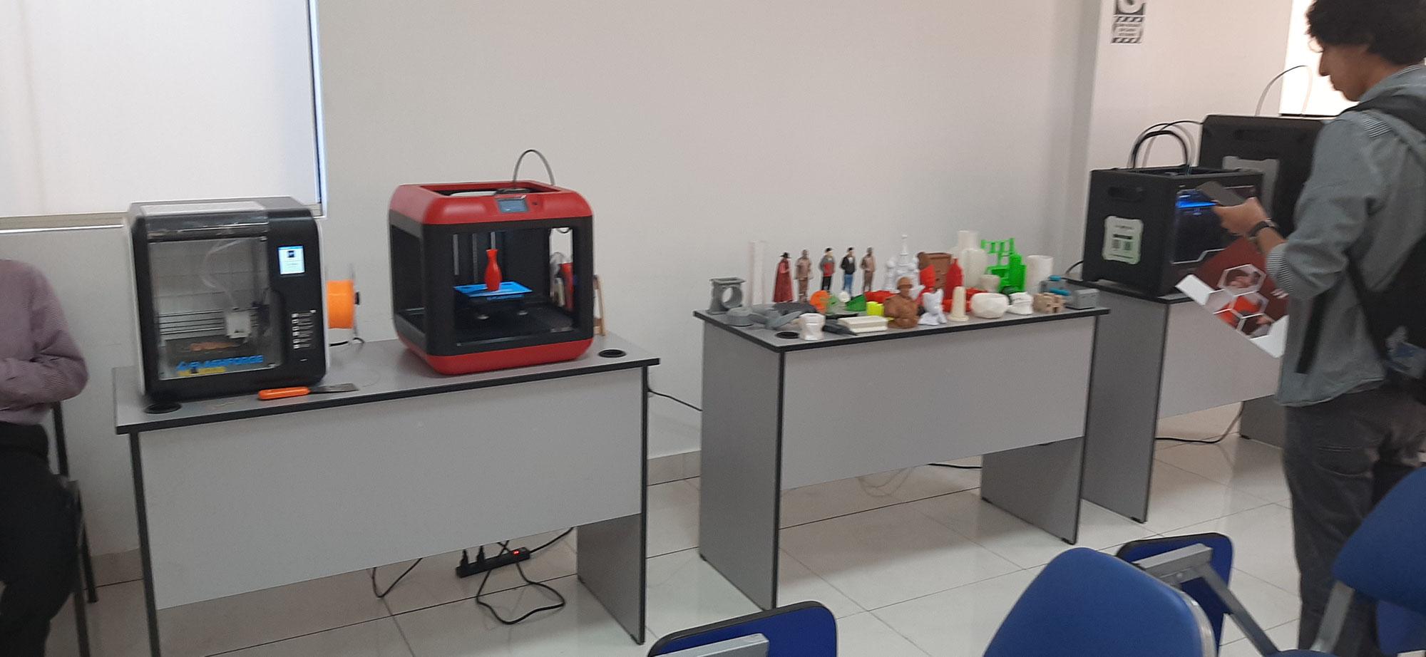 Entrevista. Tecnología de Impresión 3D en el mercado Peruano