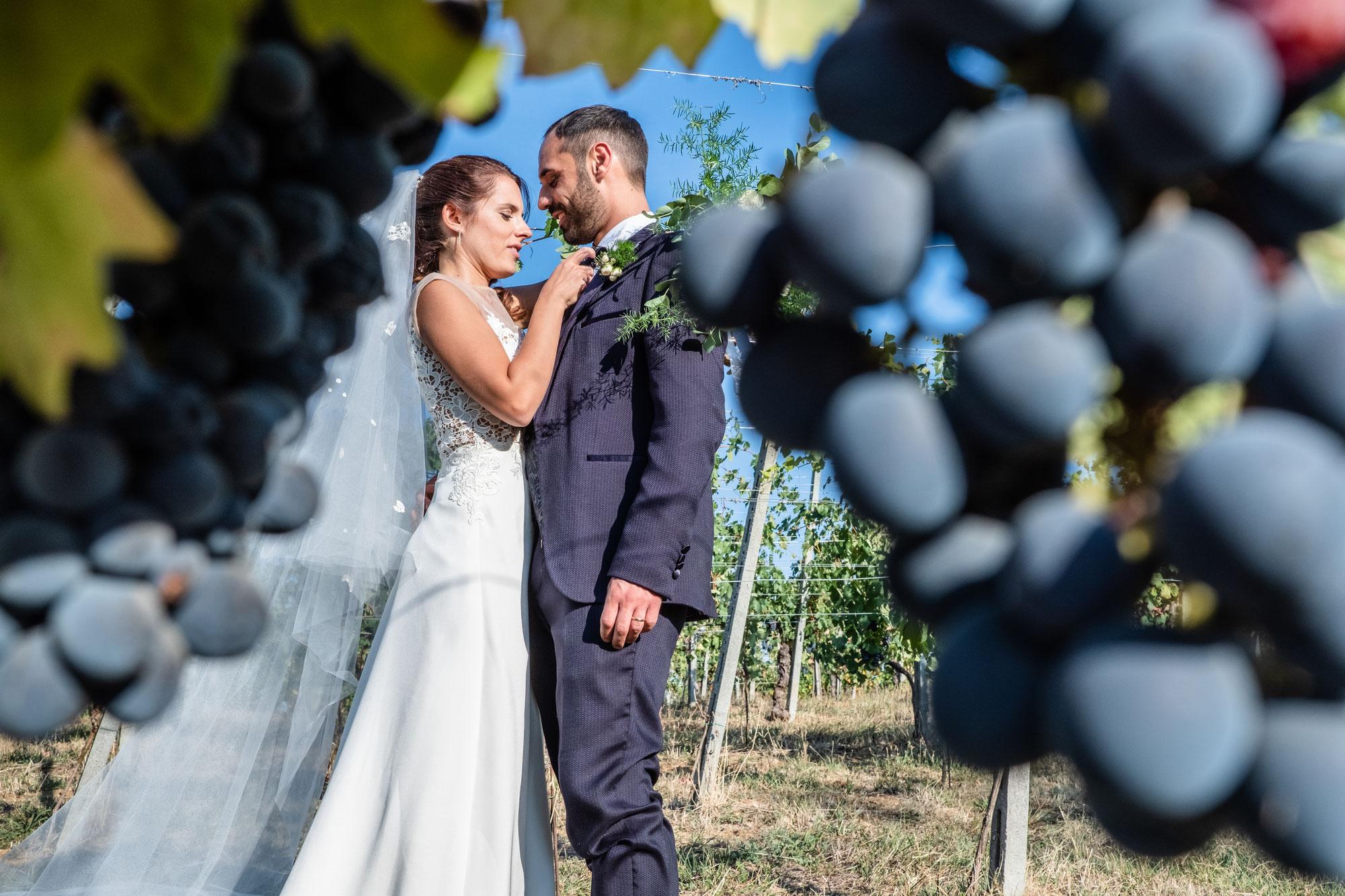 Fotografo Matrimonio Piacenza - Matrimonio Agriturismo La Tosa