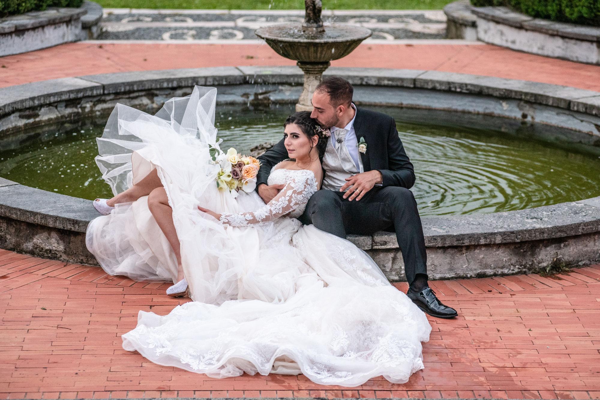 Fotografo Matrimonio Milano - Matrimonio Villa Cavenago