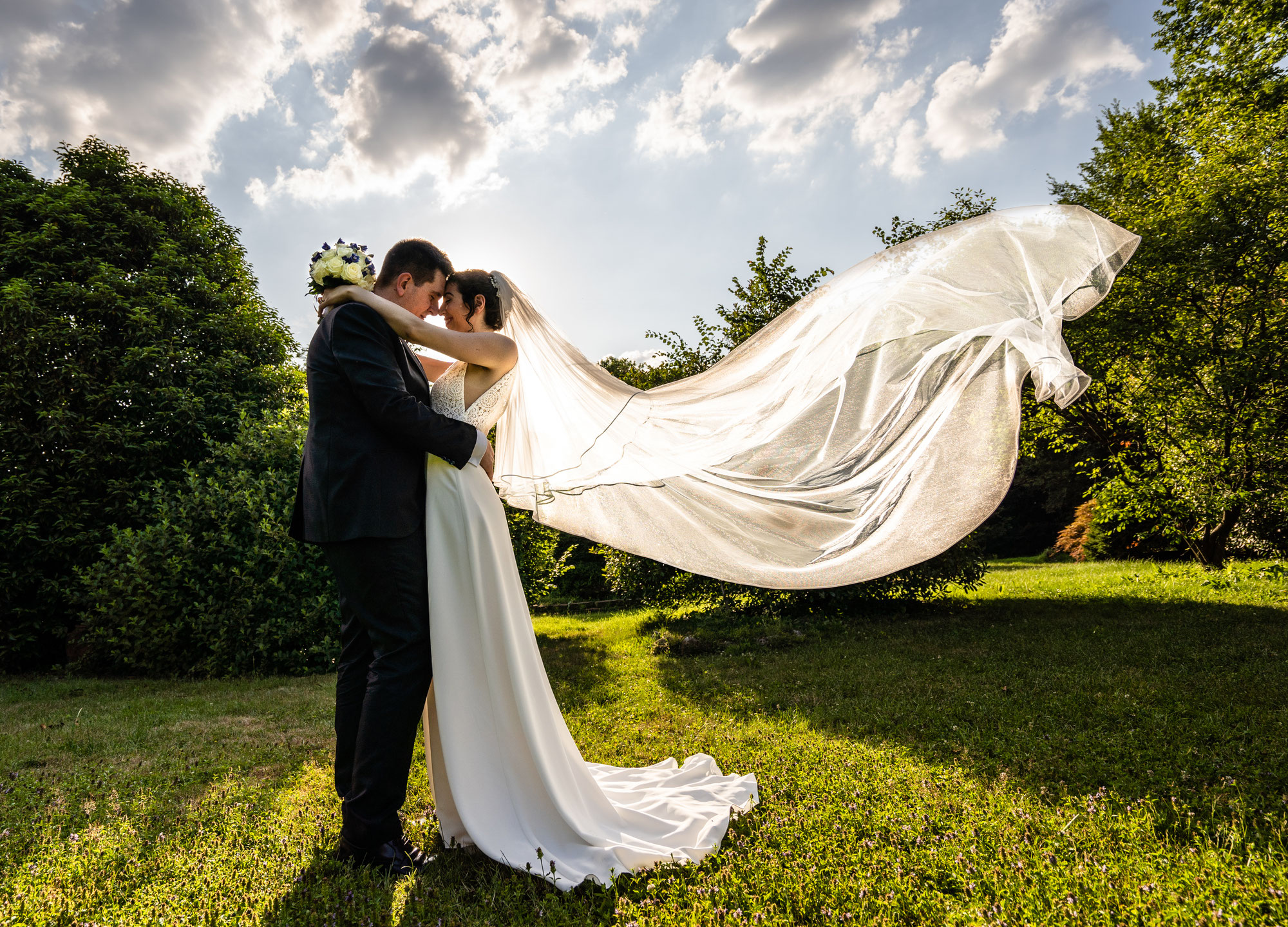Fotografo Matrimonio Monza Brianza - Matrimonio al Fienile