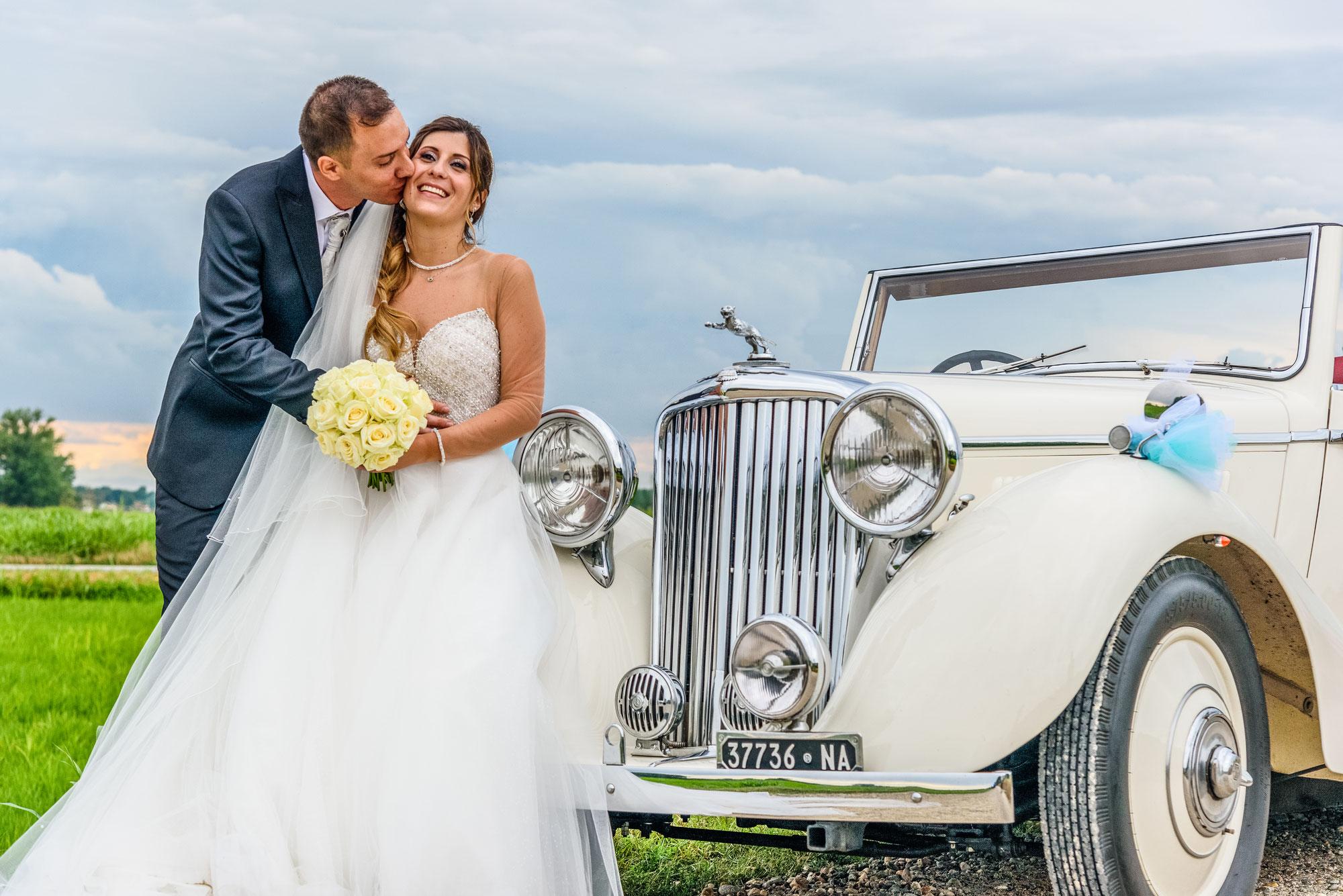 Fotografo Matrimonio Pavia - Matrimonio Cascina Barbesina