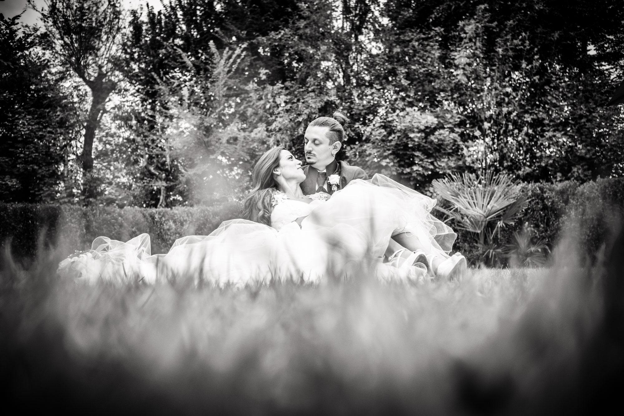 Fotografo Matrimonio Milano - Matrimonio Villa Garden