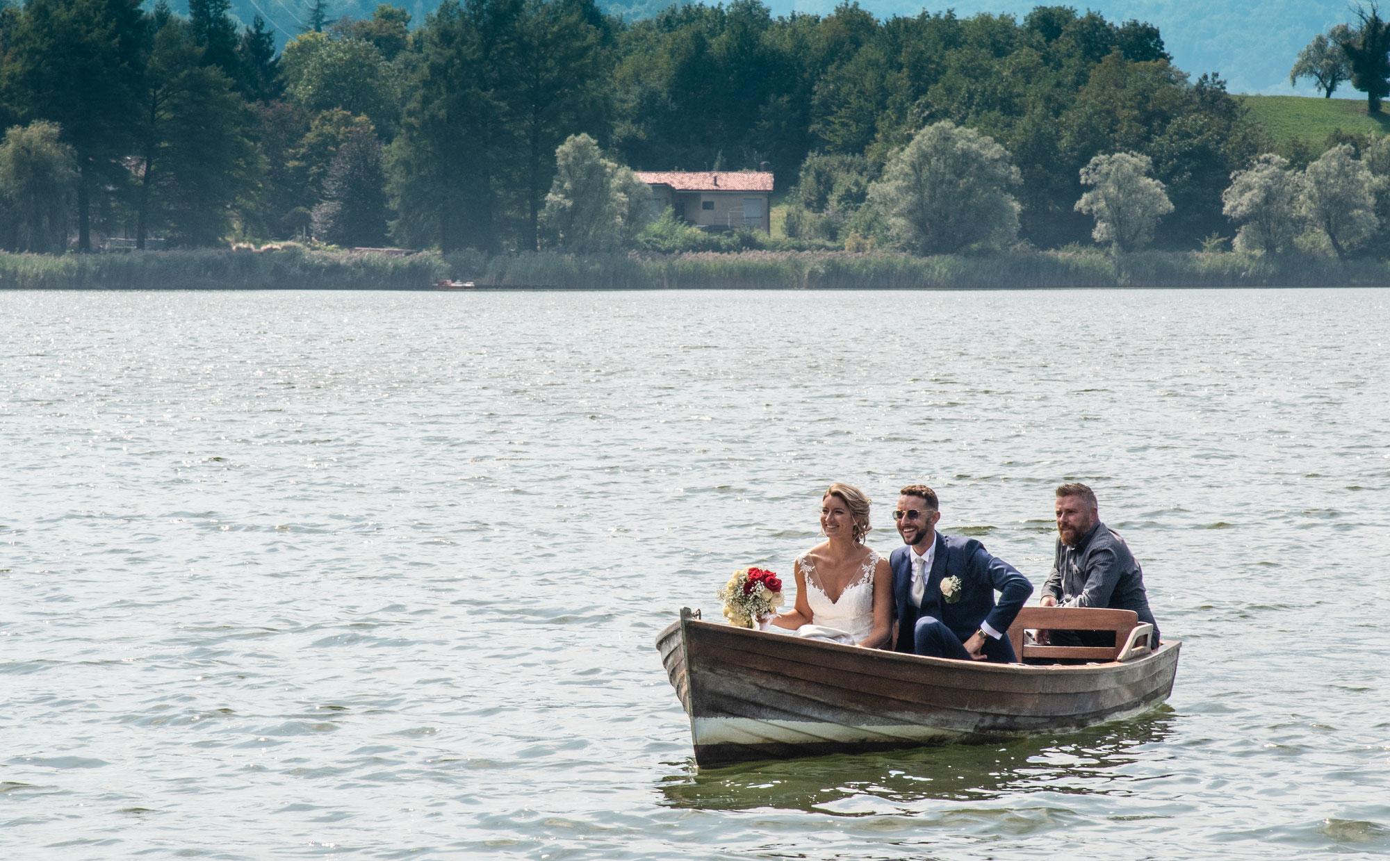 Fotografo Matrimonio Bergamo - Matrimonio La Laguna