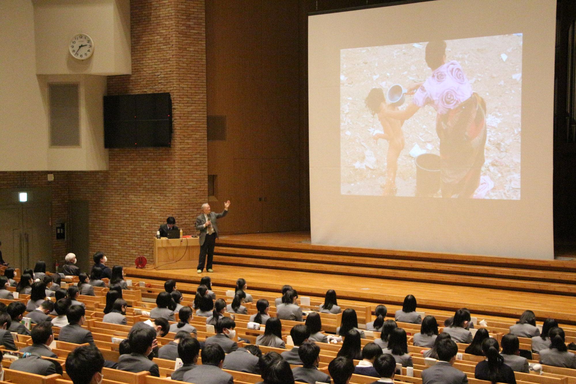 群馬県新島学園中学校・高等学校