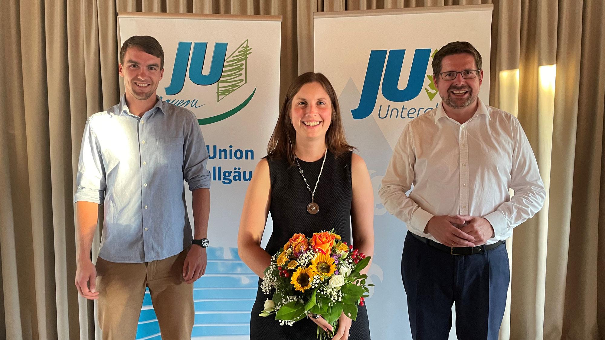 Jungen Union Unterallgäu wählt neue Vorstandschaft