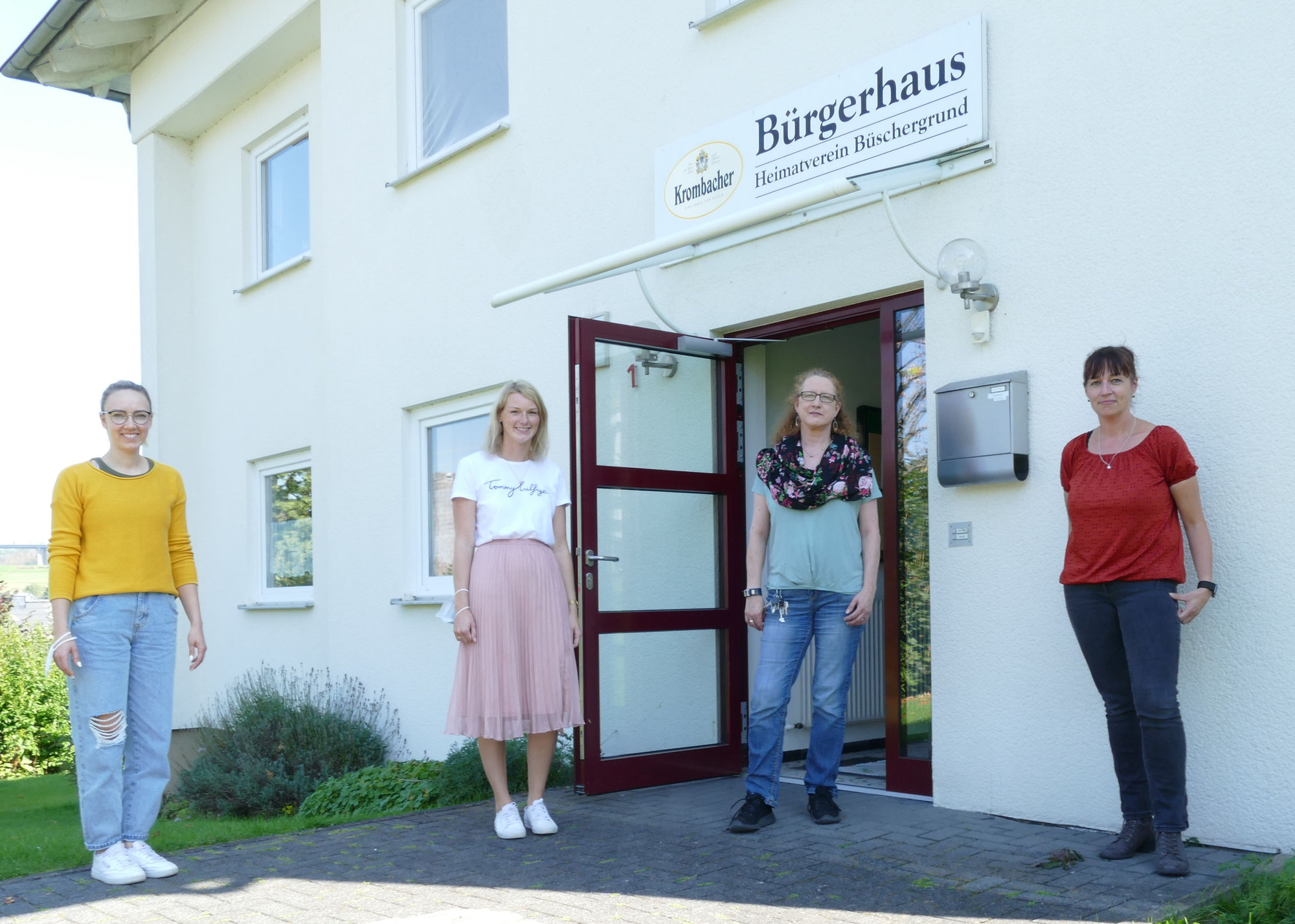 Bürgerhaus als Teil der Gesamtschule Freudenberg