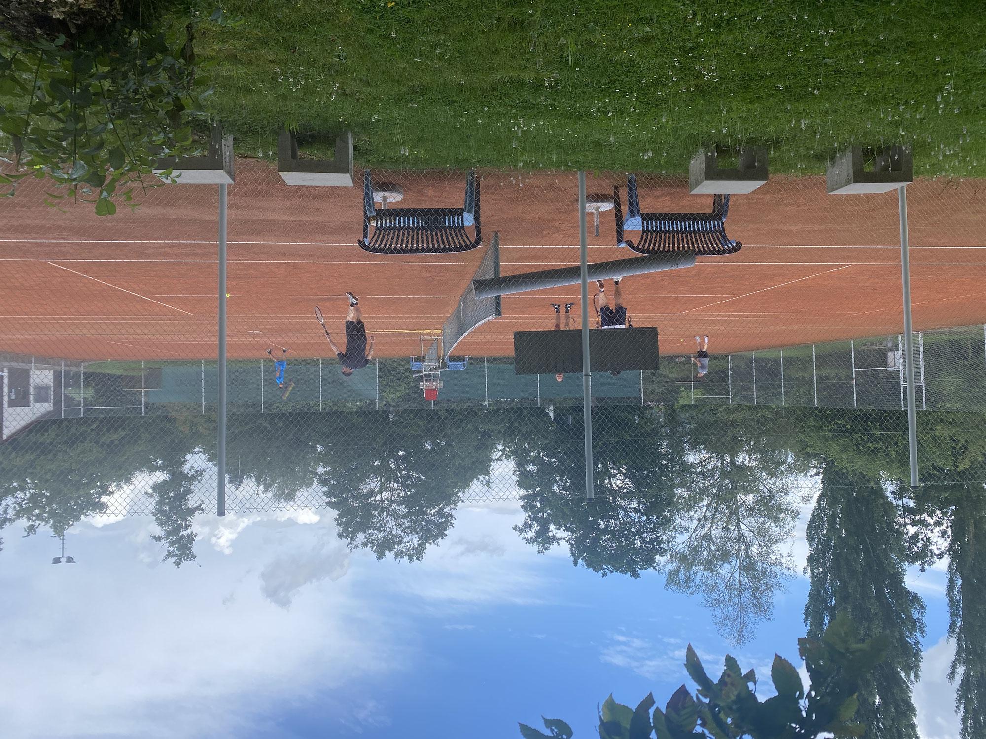 Abteilungsversammlung Tennis am 19.01.2022