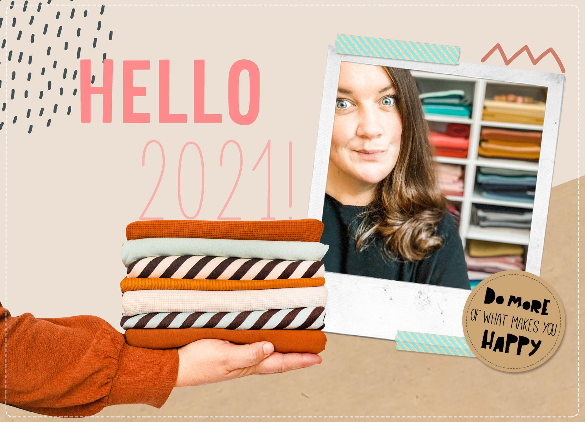 Neues von Lybstes: Hellooo 2021!
