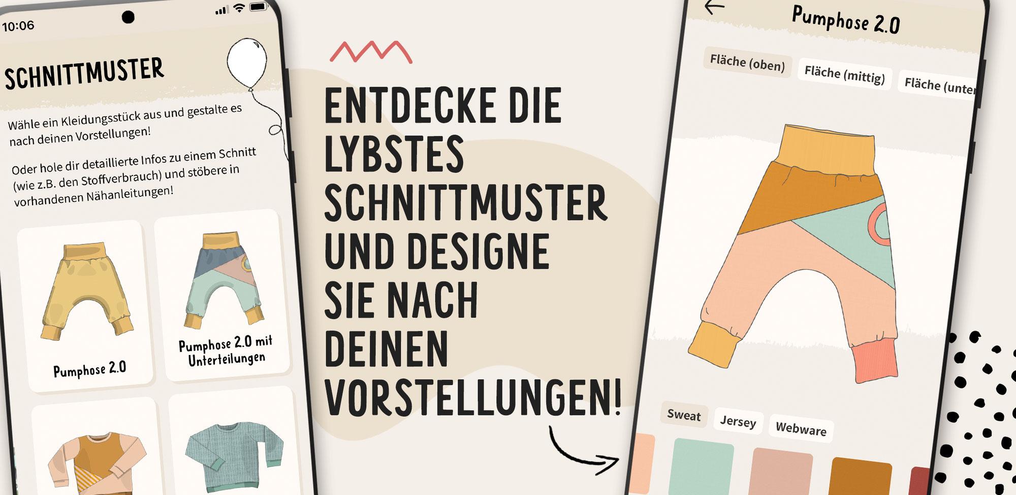 Die LYBSTES App ist da!!!