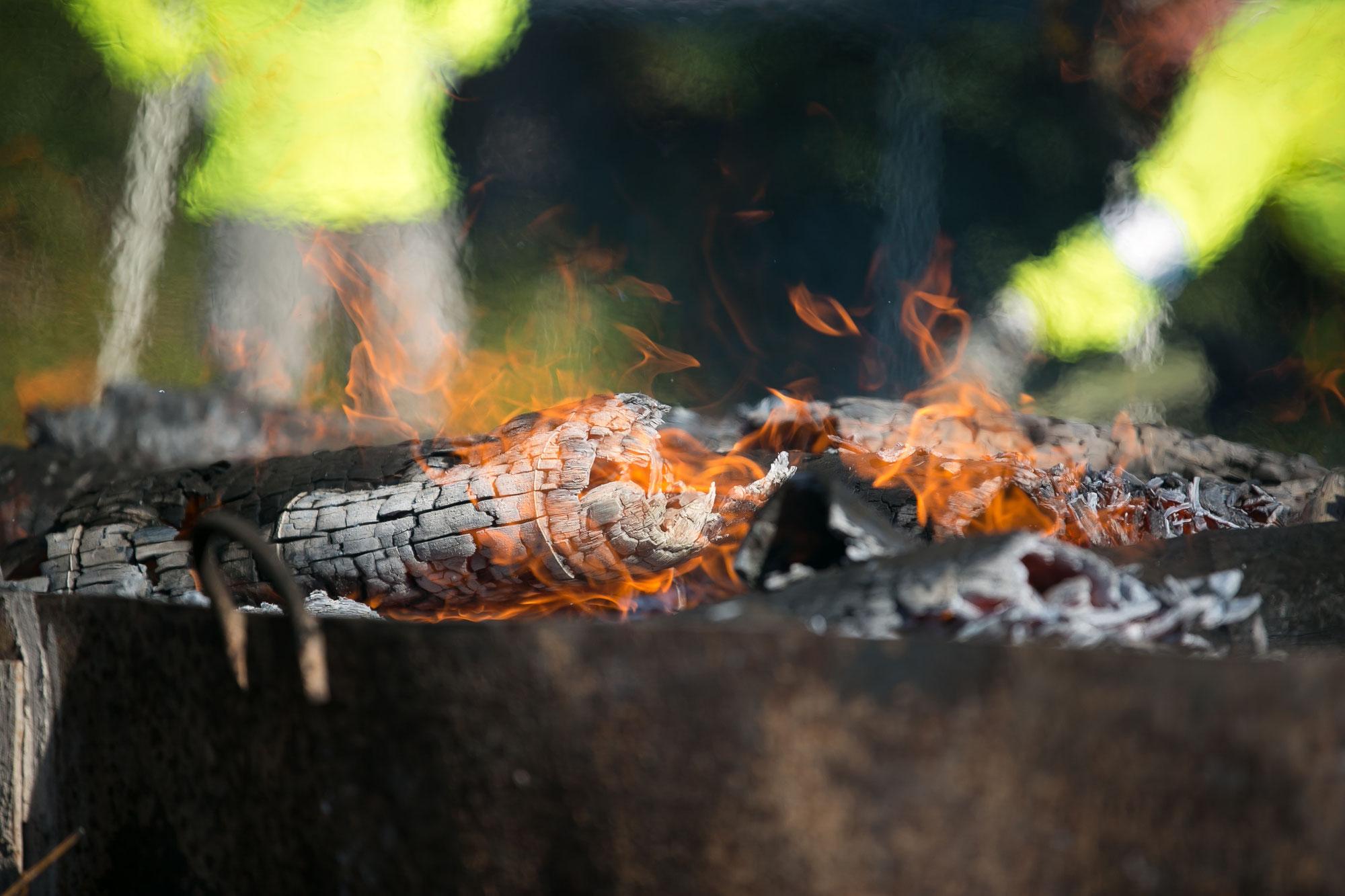 4月の竹炭イベントのお知らせ