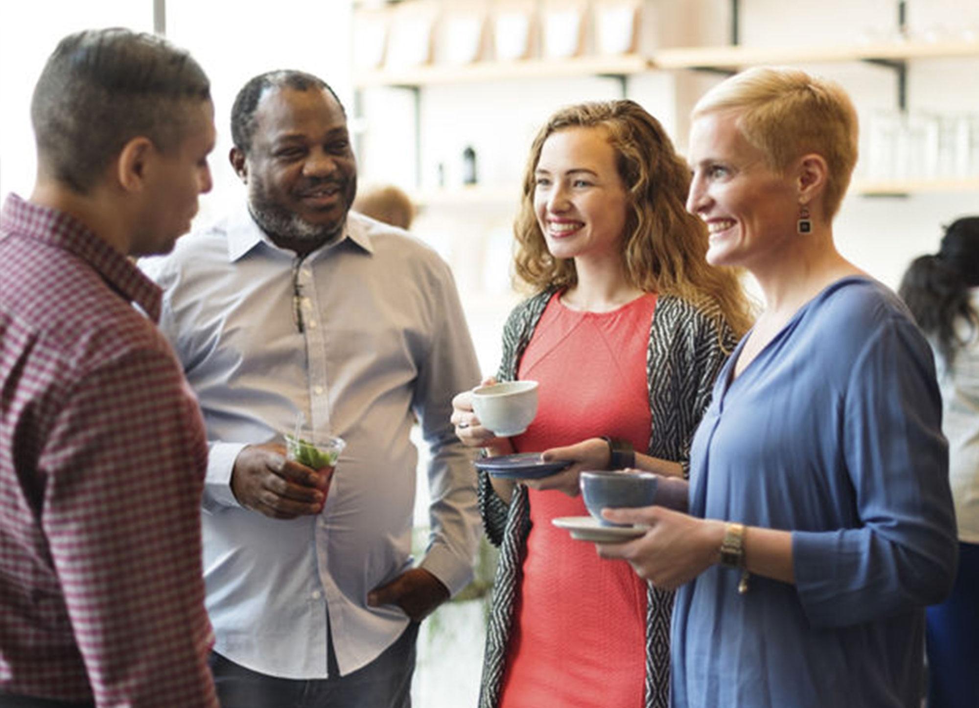 Invitation au Coffee Business d'Octobre 2021