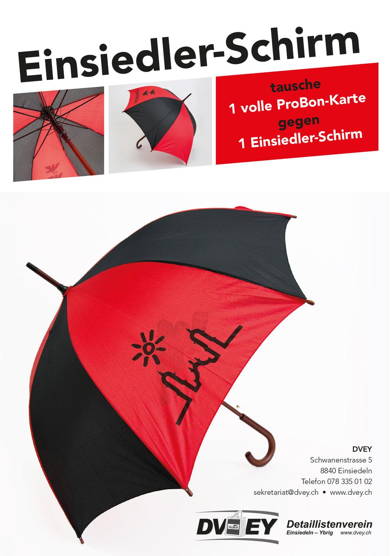 Einsiedler-Schirm