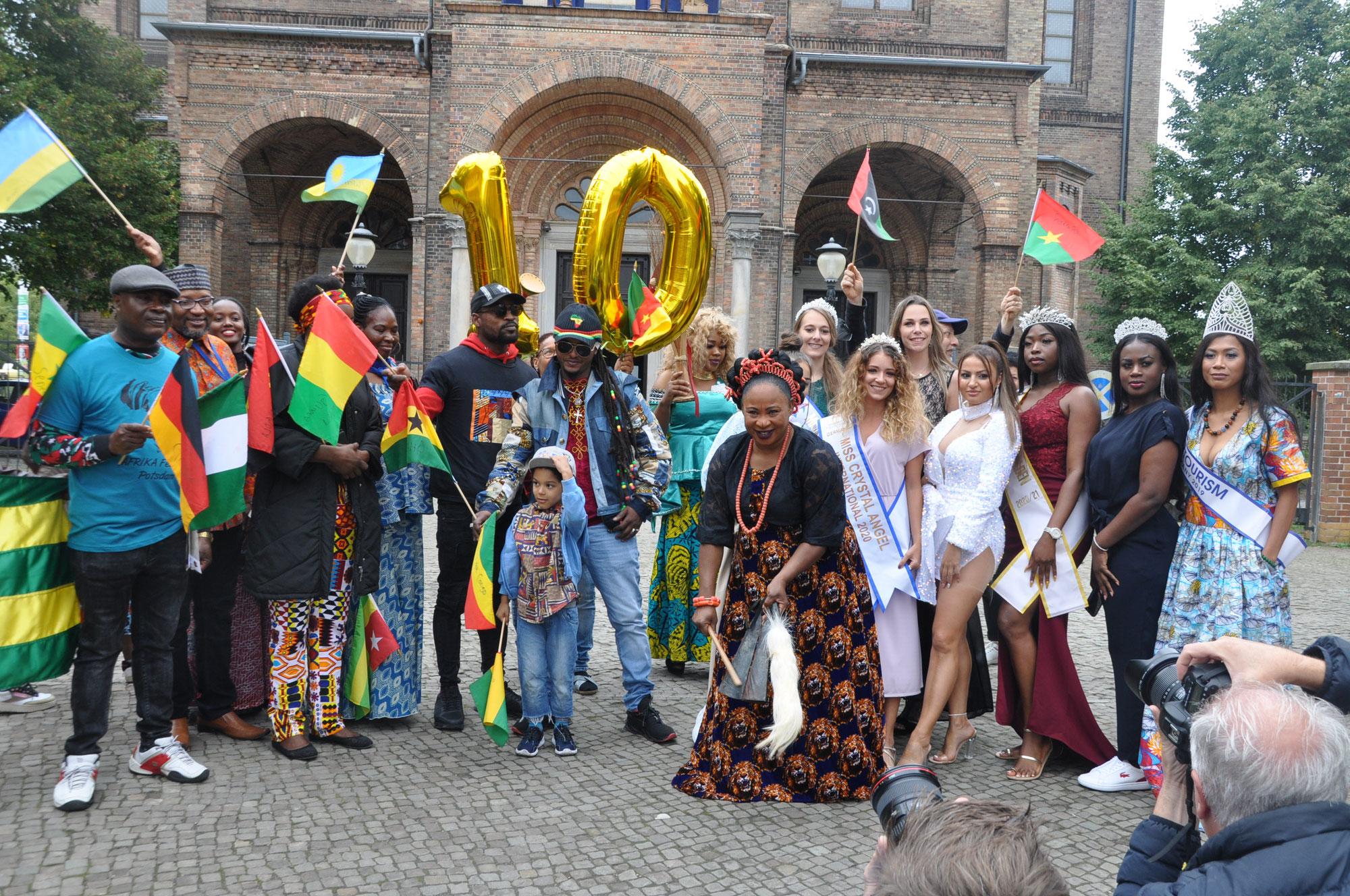 Afrika Festival Potsdam
