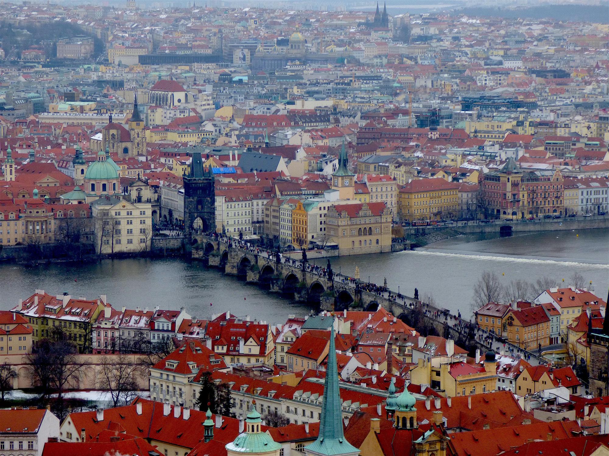 Prag - Eine Stadt voller Attraktionen