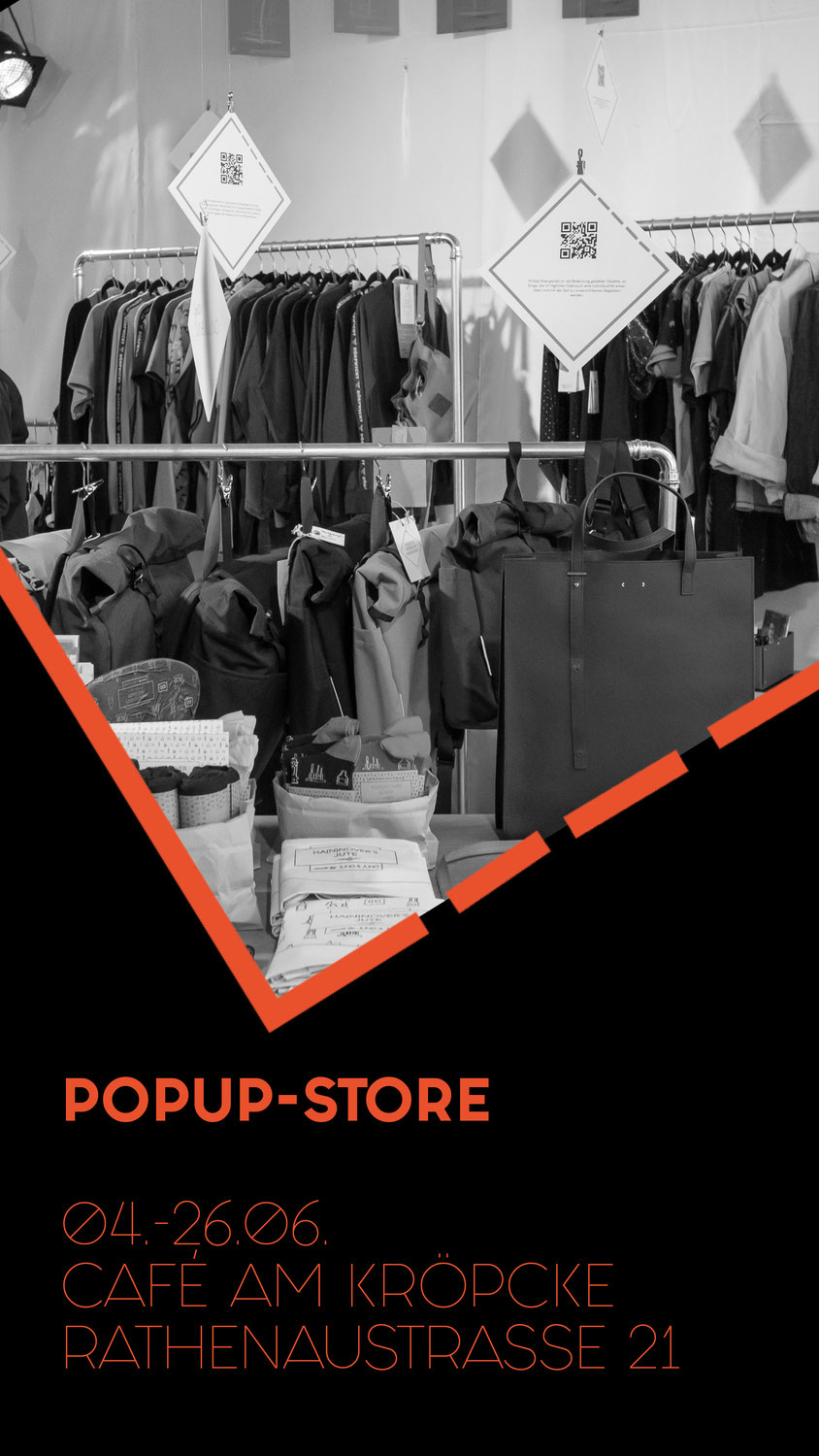 Fashion born in Hannover-PopUp-Store