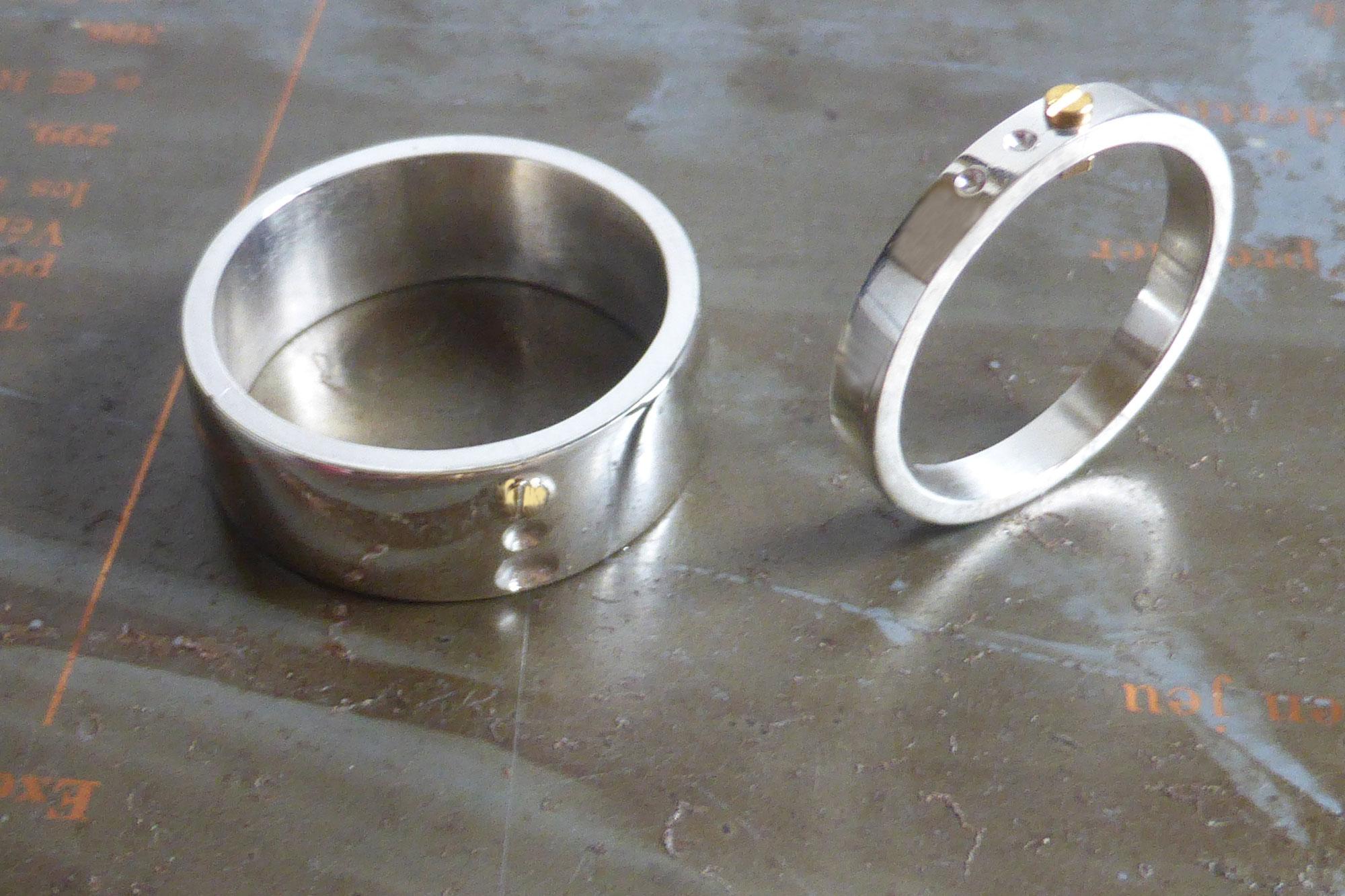 St-Valentin pour tout.e.s. : bijoux pour 2 chez SL-Créations