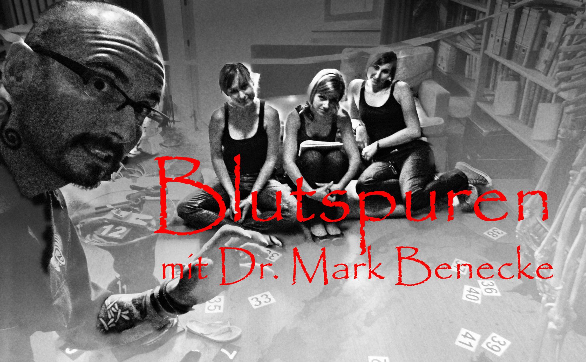 Bestatter auf Spurensuche mit Dr. Benecke