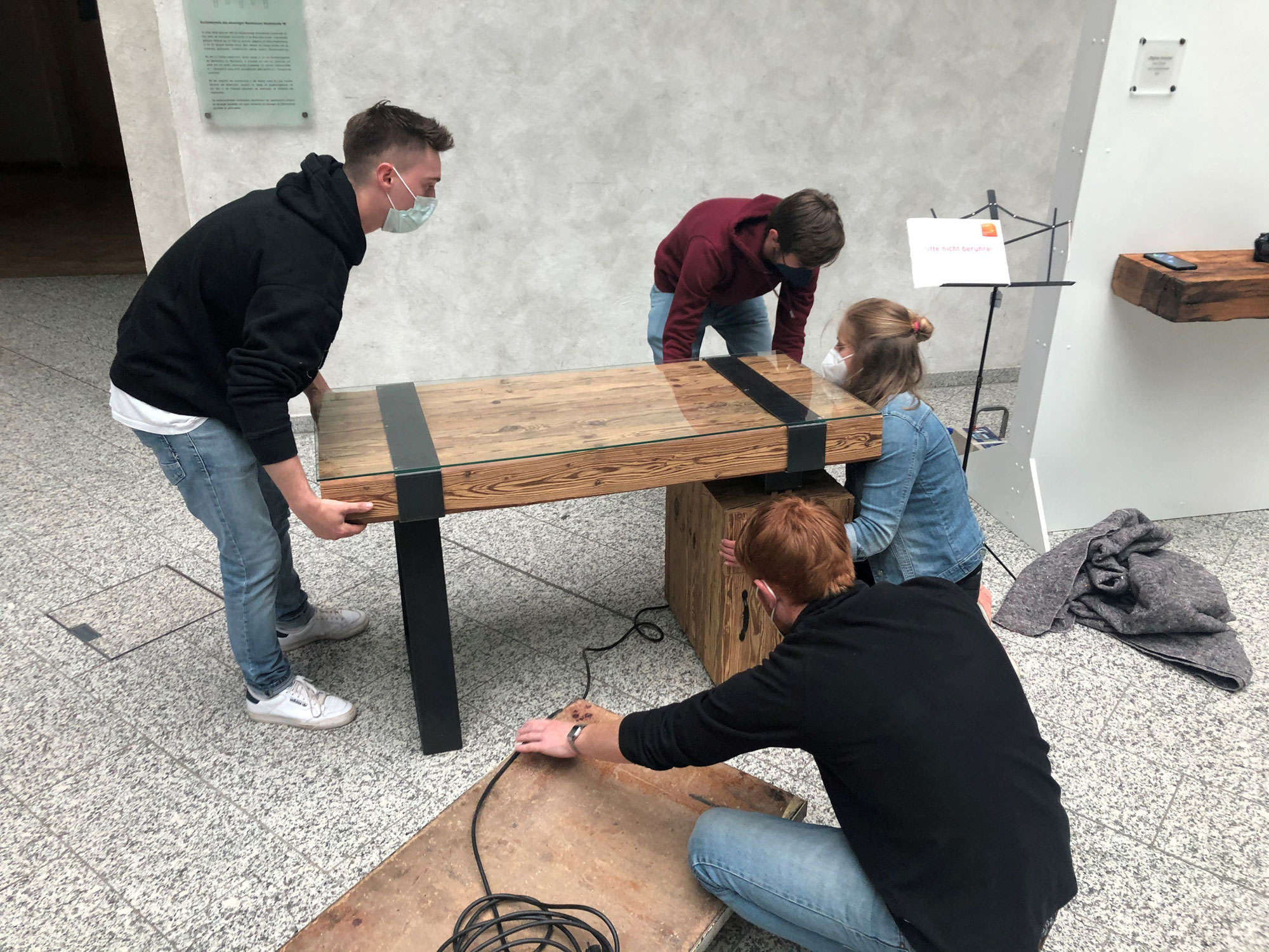 Tischler-Lehrlingswettbewerb Rheinland-Pfalz geht in die nächste Runde