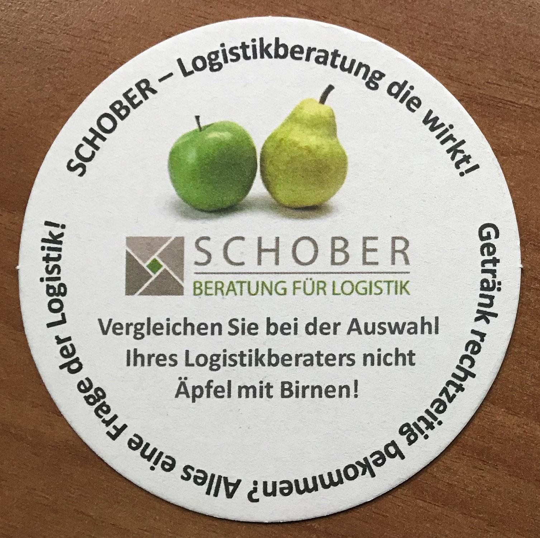 Christian Schober über Bier, Brauereien und Logistik