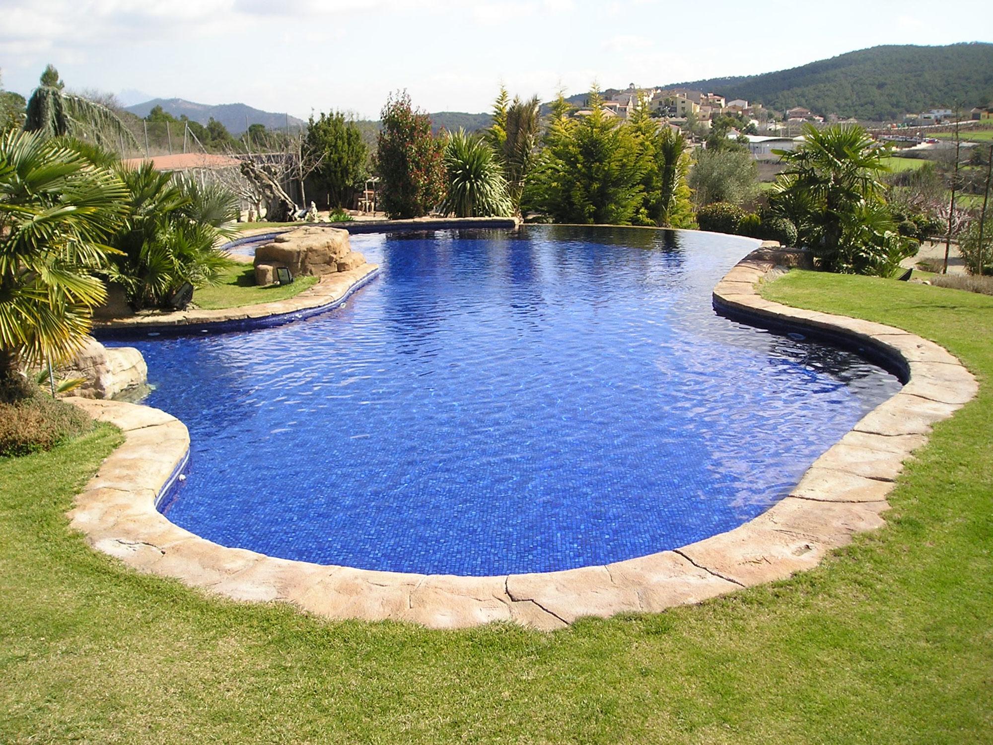 Piscinas de dise o barcelona piscinas unic construcci n de piscinas en barcelona - Construccion piscinas barcelona ...