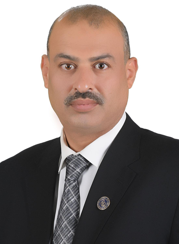 Visiting Scholar Dr. Mohammed Faeik Ruzaij Al-Okby