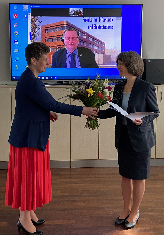 Heidi Fleischer appointed as Professor in Process Automation