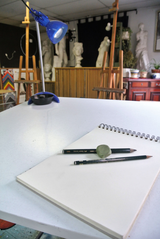 Empezar a dibujar
