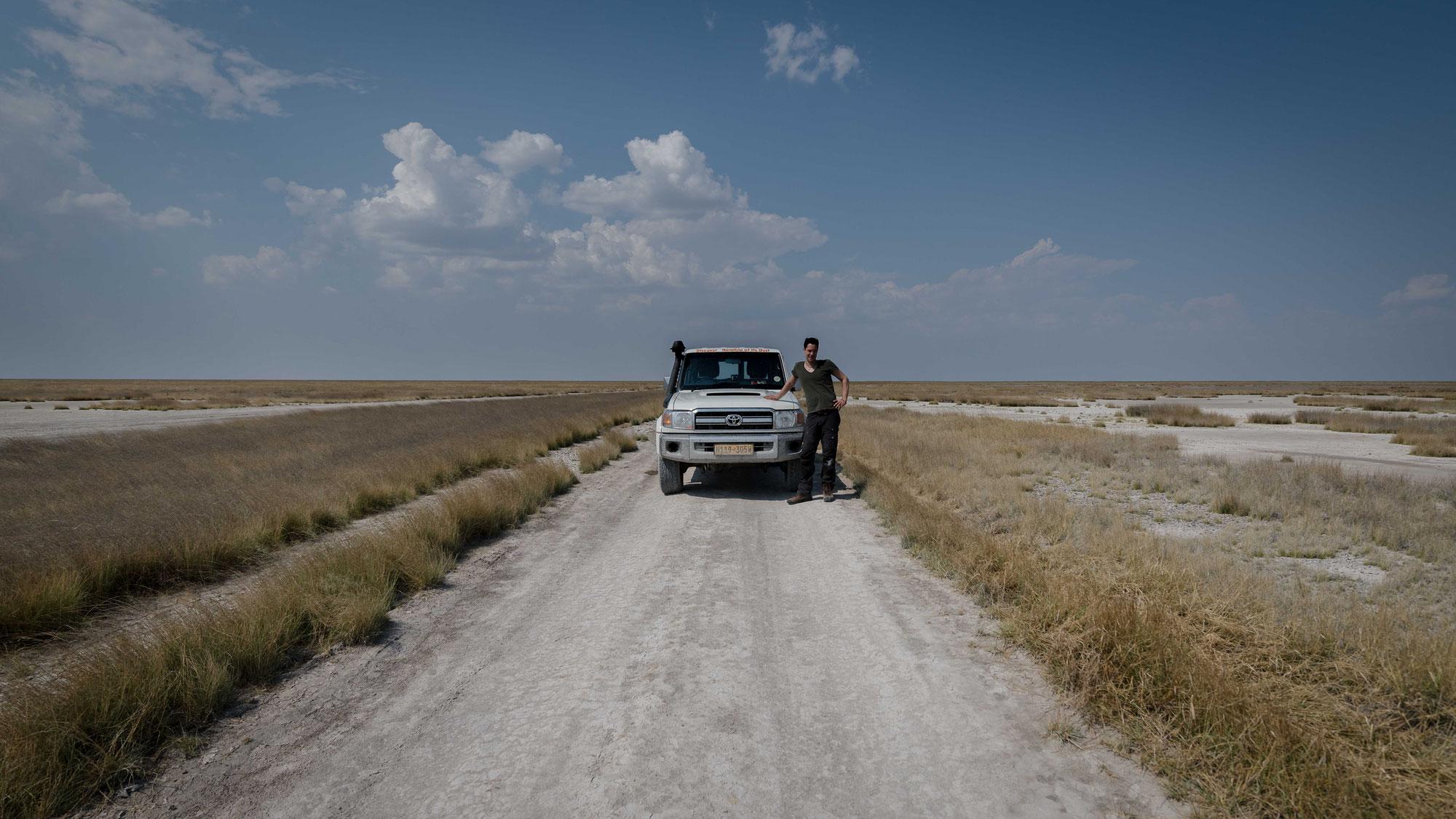 reisebericht - auf der suche nach dem tiefsand in den nationalparks von botswana - eine selbstfahrerreise auf 3.508 km - teil ii