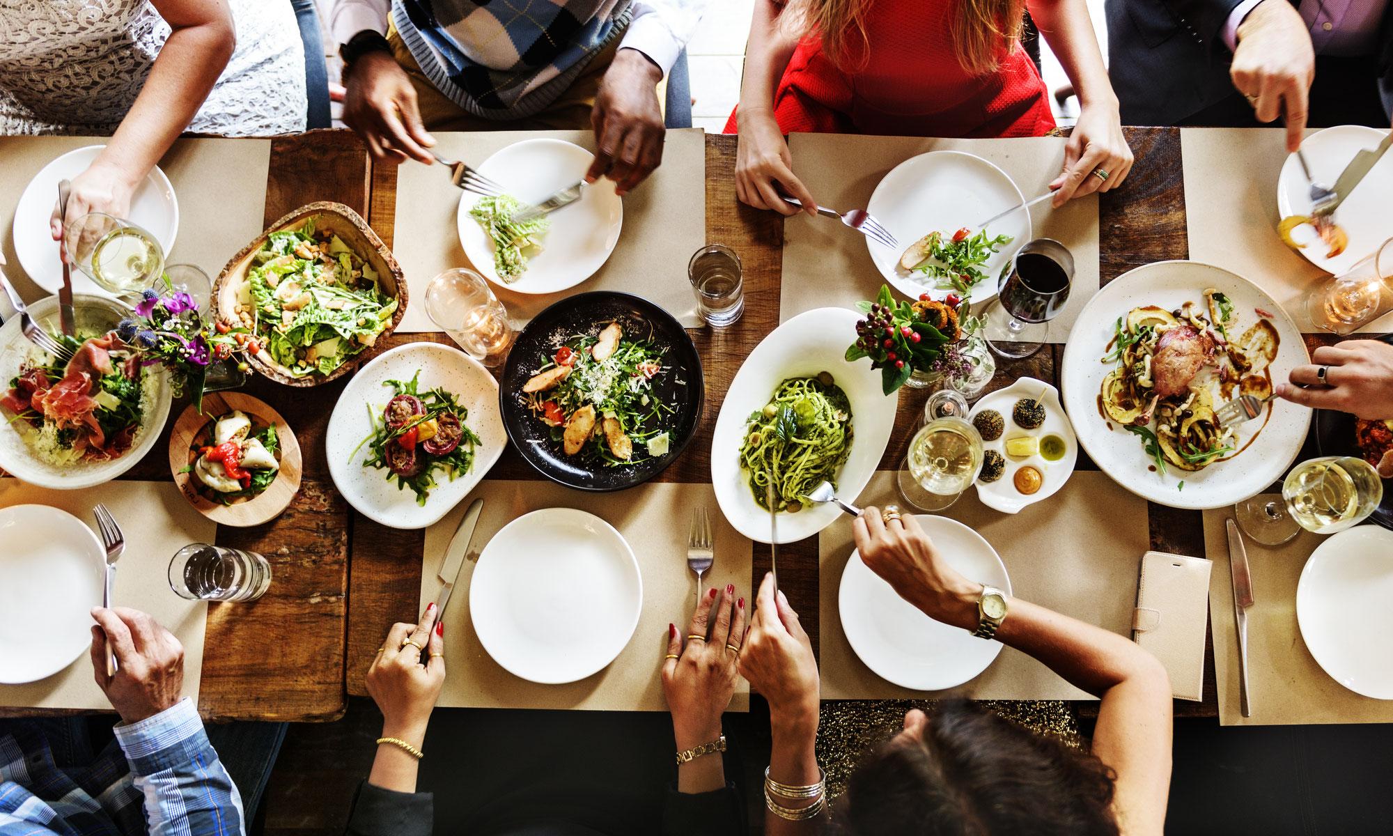 食事による疲労回復を促す