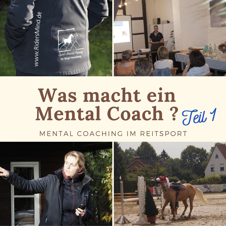 Was macht ein Mental Coach ?