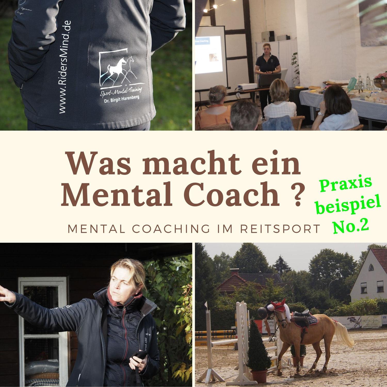 Was macht ein Mental Coach-Praxisbeispiel No. 2