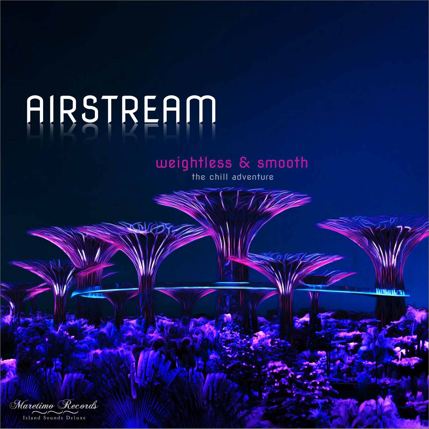 Out Now ! Airstream - weightless & smooth (07.05.2021)