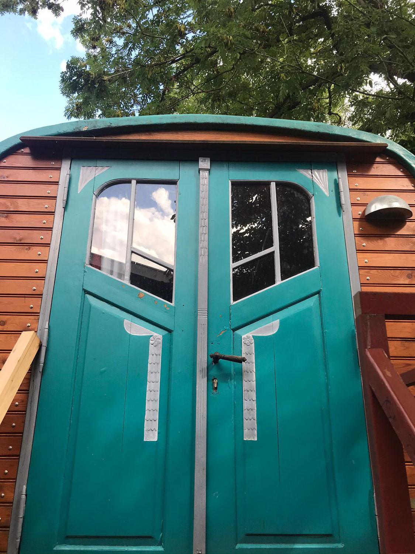 Der Traum vom Leben im Zirkuswagen/Tiny House